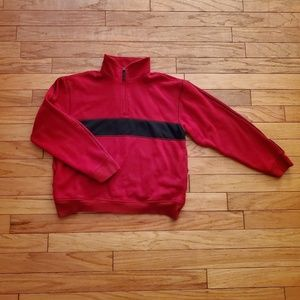 Izod Perform X Fleece Pullover